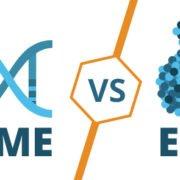 genome vs exome