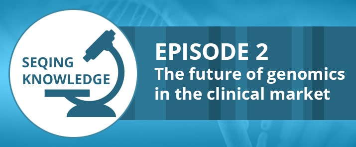 The future of genomics in the clinical market