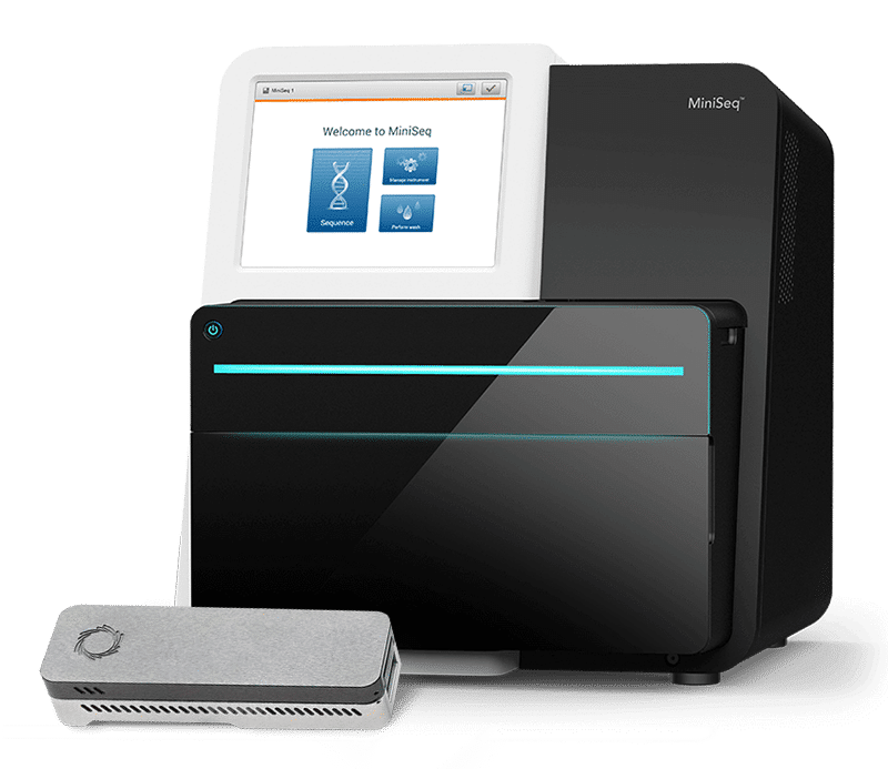 genome sequencers